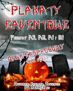 Plakaty Halloween